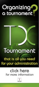 Organizing a tournament? Click here for more information.